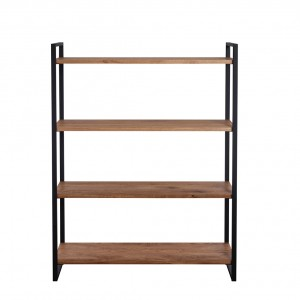 Lode bookcase - 4 shelves
