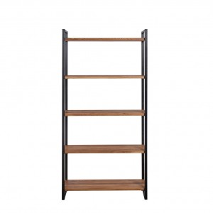 Lode bookcase - 5 shelves