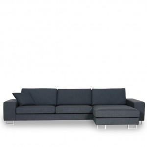 Loki corner leather sofa - set 1