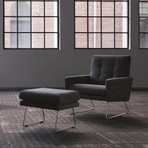 Magnus armchair