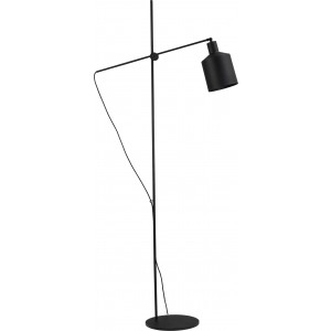 Mantis floor light - black/white/concrete