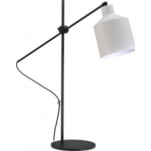 Mantis table light - black/white/concrete
