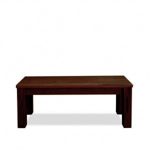 Marco walnut bench