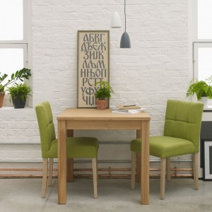 Marco oak dining table