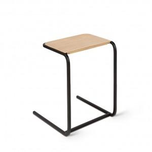 N701 Oak side table