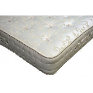 Natural pocket luxury mattresses