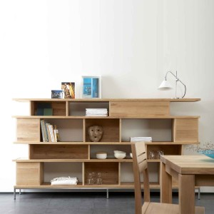 ligna-oak-bookcases