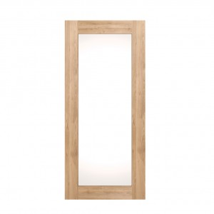 Oak frame mirror 200cm