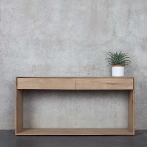 oak-nordic-console-2-drawers