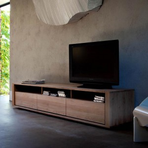 Ethnicraft Shadow oak TV units