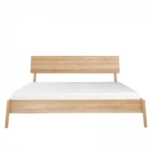Ethnicraft Oak Air bed | UK'6 Superking 180cm | mattress size 180 x 200cm
