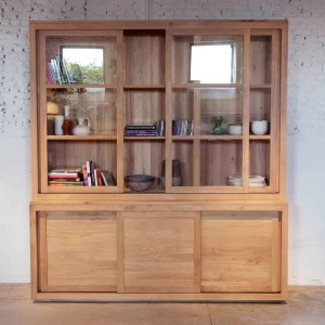 Ethnicraft Pure oak dressers