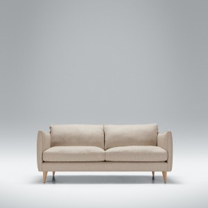 Wave 2 seater sofa