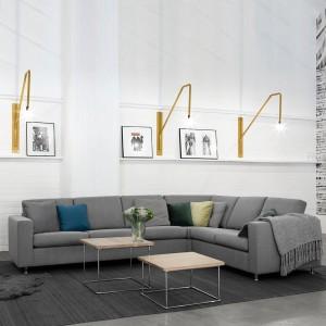 Wells corner sofa - set 16