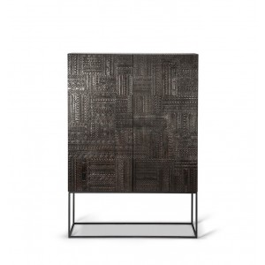 Ancestors by Ethnicraft Tabwa Tabwa Sideboard High - 2 doors