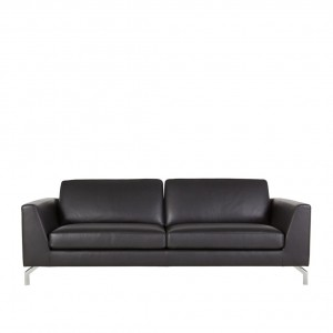 Tahoe 2 seater leather sofa