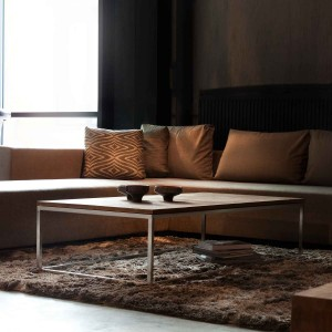 Essential teak coffee tables