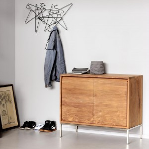 Essential teak sideboards