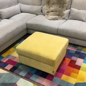 Wells footstool - Small