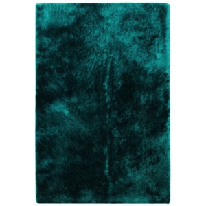Willow rug - dark teal