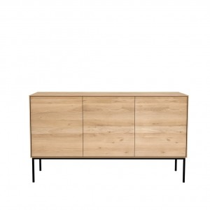 Ethnicraft Oak Whitebird sideboard - 3 doors