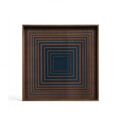 Ink Square glass Tray - Small