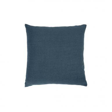 Blue Lin Sauvage cushion
