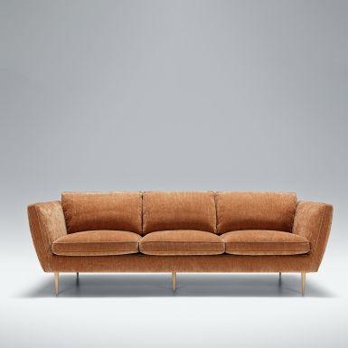 Oslo 4 seater - 3 cushions sofa