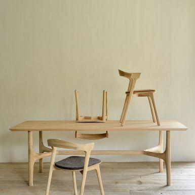 Ethnicraft Oak Nexus Dining Tables