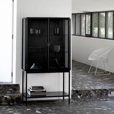 Ethnicraft Anders cupboard high – 2 doors