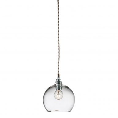 orb-glass-pendant-15-cm-clear-silver-wire