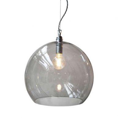orb-glass-pendant-39-cm-grey-silver-wire