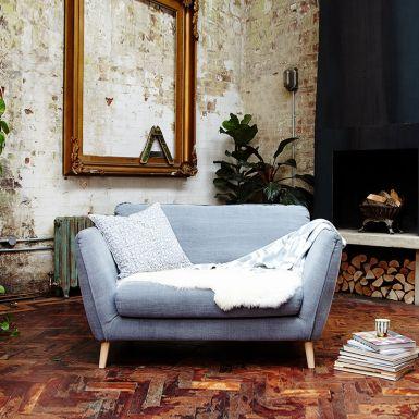Angel armchair wide