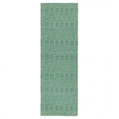 Anouk runner rug - Green