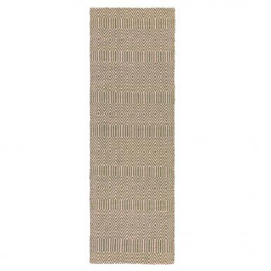 Anouk runner rug - Taupe