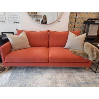 Ex display Austin 3 seat sofa