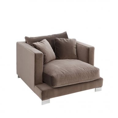 Baltimore armchair wide