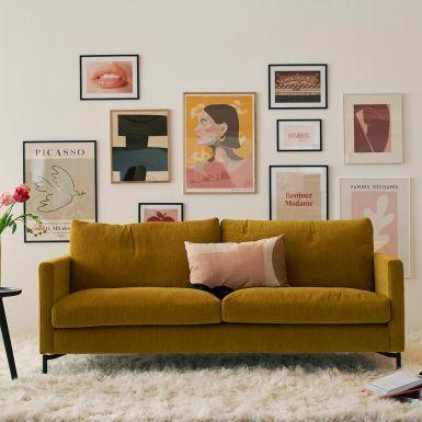 Blade 2.5 seater sofa
