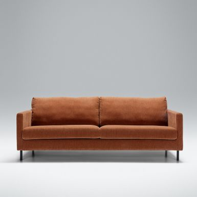 Blade 3 seater sofa with loose cover