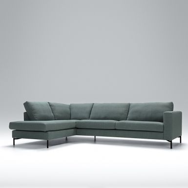 Blade corner sofa with loose cover - set 4