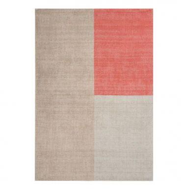 Blox rug - Coral