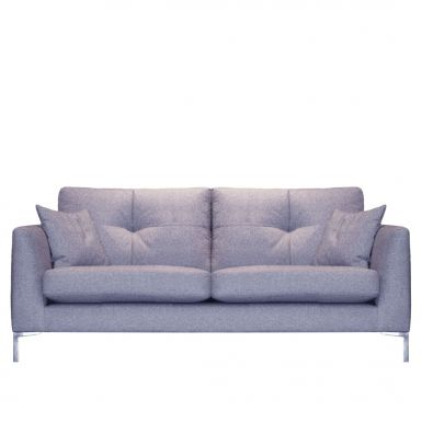 Button large sofa