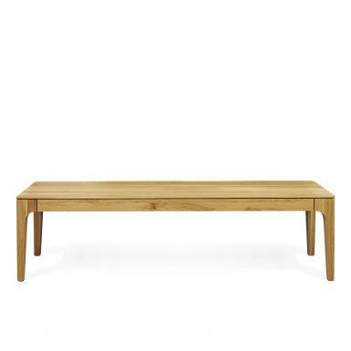 Zurich solid wood bench