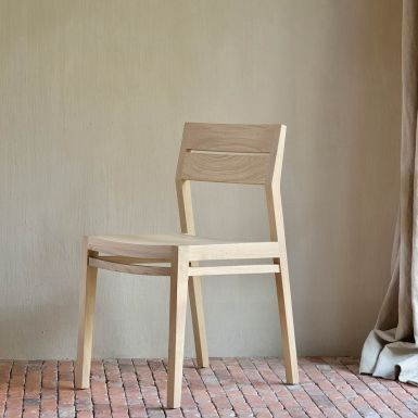 Ethnicraft Oak Ex 1 dining chair