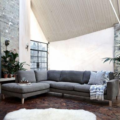 Hacienda corner sofa - set 3