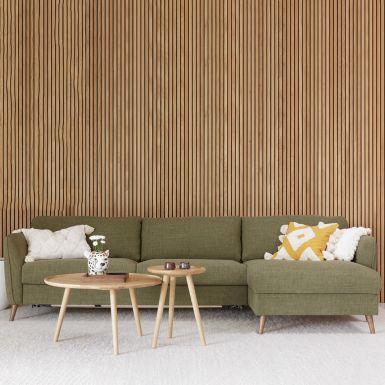 Hampton tuck away sofa set 2