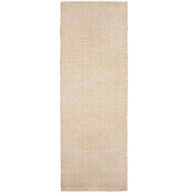 Ivy runner rug - Natural