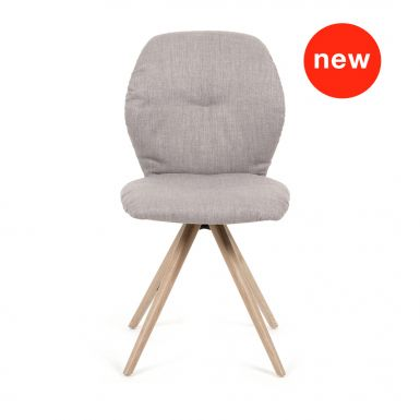 Jay 90 chair with axis legs