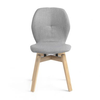 Jay 91 chairs - wooden legs