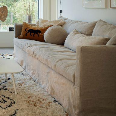 Lasa 3 seater sofa